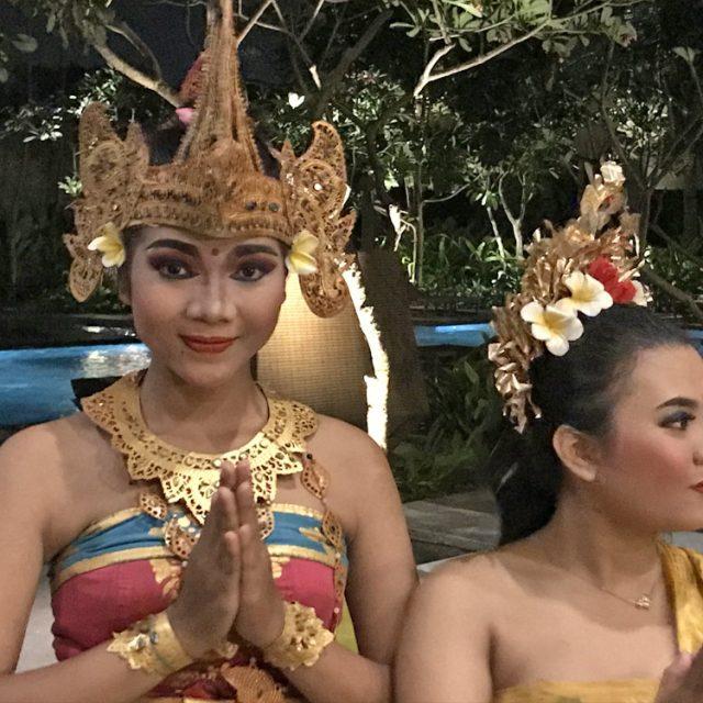 Bali – la danse