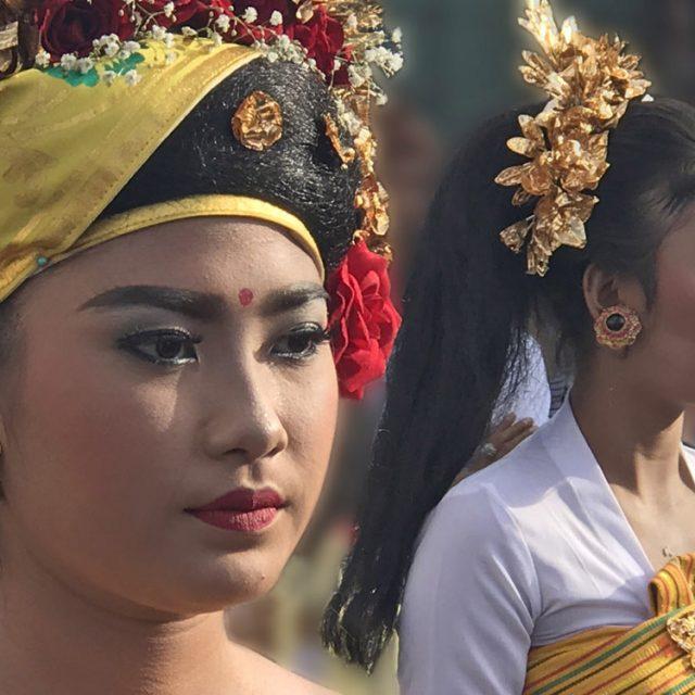 Bali – Parade à Sanur