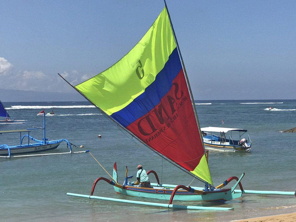 Bali – La plage de Sanur